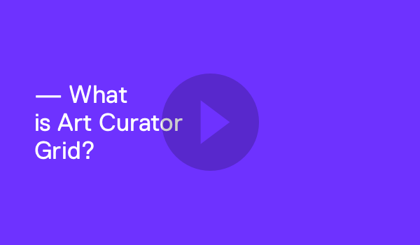 Art Curator Grid Introduction Video